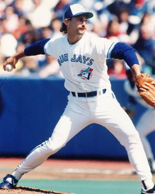 Dave Stieb has the only Blue Jays no hitter and had a wicked slider. Maybe his number should have been retired first.