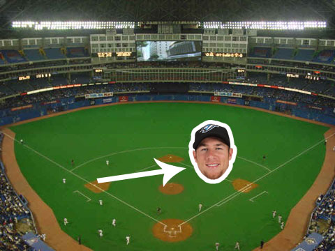 Could Brett Lawrie be moving back to 2nd base? Fat Chance!